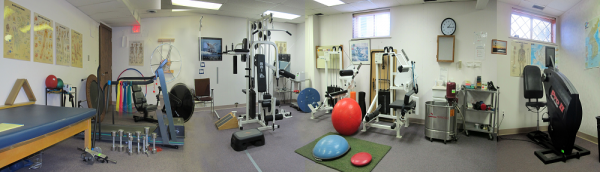 TOTAL PHYSICAL THERAPY AND REHABILITATION