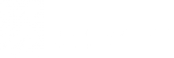 CENTER FOR ORTHOPAEDIC SURGERY AND SPORTS MEDICINE