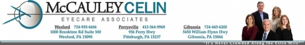 MCCAULEY CELIN EYECARE ASSOCIATES