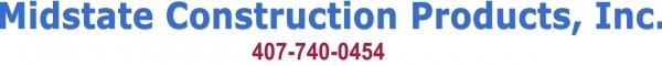 MIDSTATE CONSTRUCTION PRODUCTS